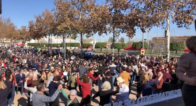 Patiño acoge un multitudinario Encuentro de Cuadrillas y muestra las raíces de Murcia como Capital Española de la Gastronomía - 1, Foto 1