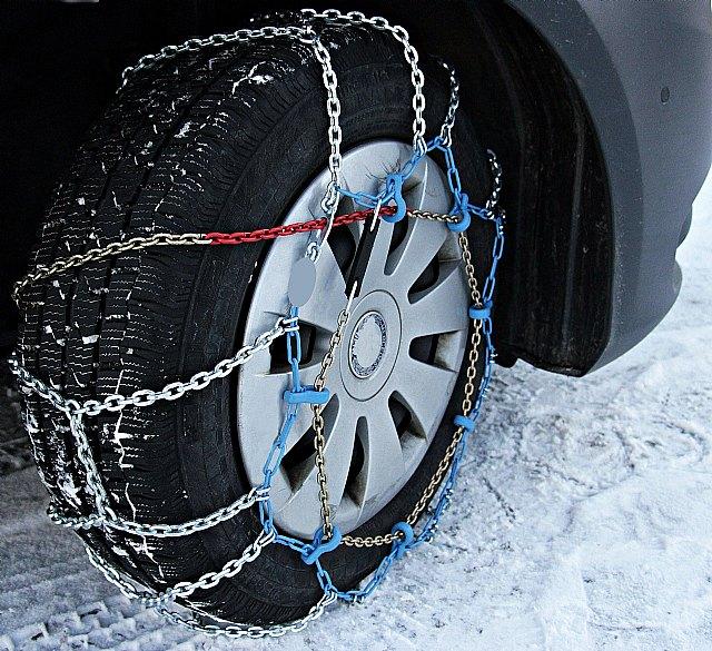 'Filomena' desata la demanda de cadenas, raquetas y botas de nieve - 1, Foto 1