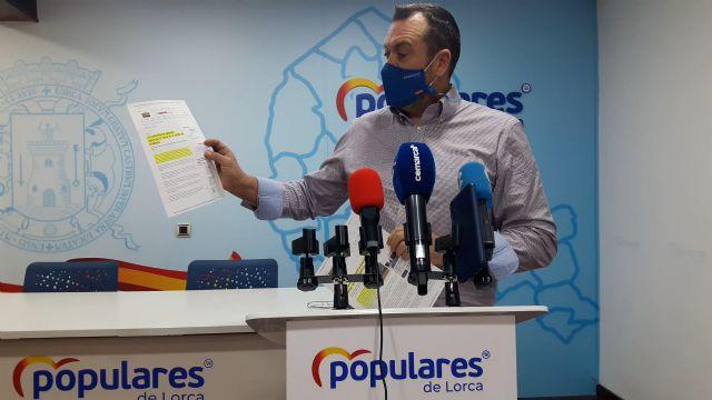 El PP exige que se le entreguen de forma urgente las cuentas de Limusa de 2020 - 1, Foto 1