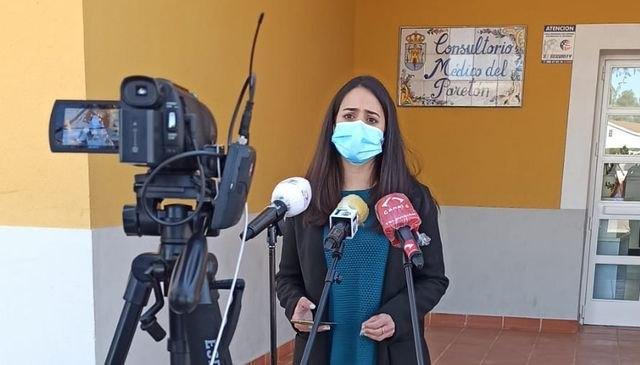 El Grupo Socialista exige la puesta en marcha del Consultorio médico de El Paretón, a pleno rendimiento, con actividad asistencial los 5 días de la semana - 1, Foto 1