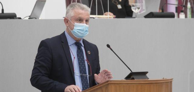 El PSOE pide al Gobierno regional que explique cómo está preparando el sistema sanitario ante el alarmante incremento de contagios - 1, Foto 1