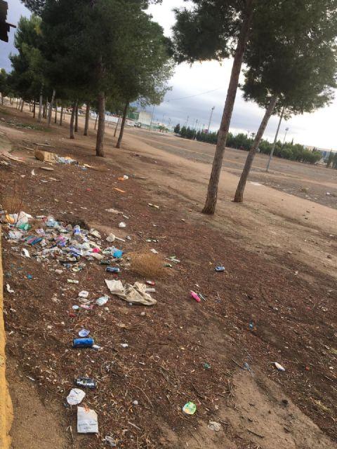 PP: El desgobierno del PSOE y Ciudadanos llega al Parque de la Emisora de Las Torres de Cotillas - 1, Foto 1