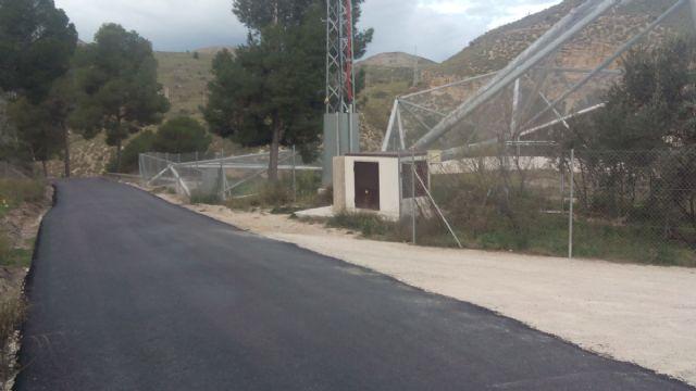 El Concejal de Obras, Francisco Saorín, anuncia la inminente finalización de las obras del Camino de Almadenes - 1, Foto 1