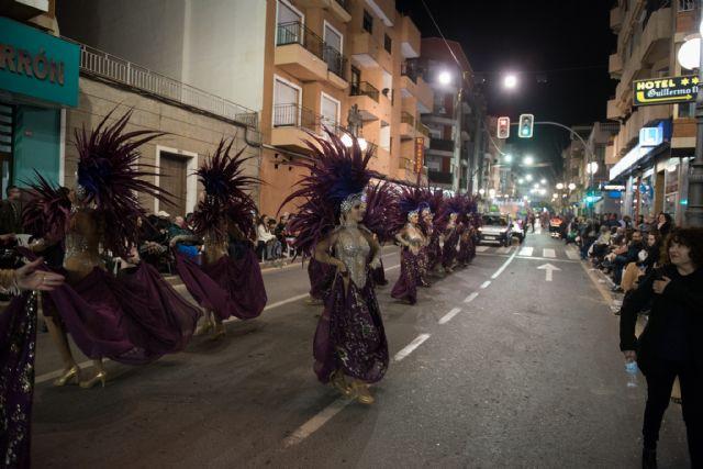 Playas de Percheles gana el primer premio en el desfile de carnaval de las peñas locales, Foto 3