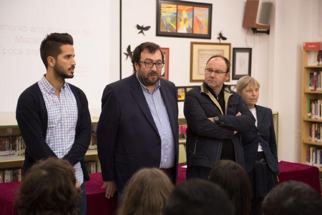 El IES Felipe II dedica su semana cultural al patrimonio de Mazarrón, Foto 2