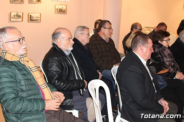 The round table on the tradition of pottery and the future prospects of the sector in this municipality, within the events of the Centennial of the City - 3