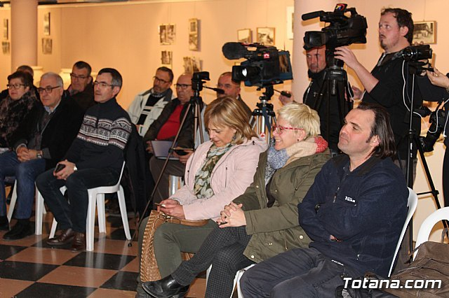 The round table on the tradition of pottery and the future prospects of the sector in this municipality, within the events of the Centennial of the City - 4