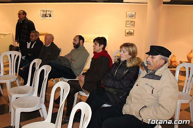 The round table on the tradition of pottery and the future prospects of the sector in this municipality, within the events of the Centennial of the City - 5