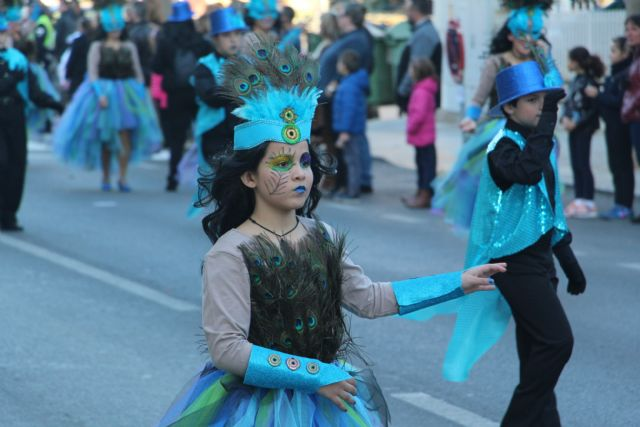 El Carnaval 2018 llena las calles de San Pedro del Pinatar - 3, Foto 3