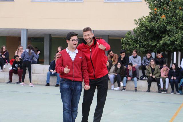 ELPOZO AL COLE| Pito y Fernan comparten la jornada con los escolares del Colegio Luis Vives de Murcia - 3, Foto 3