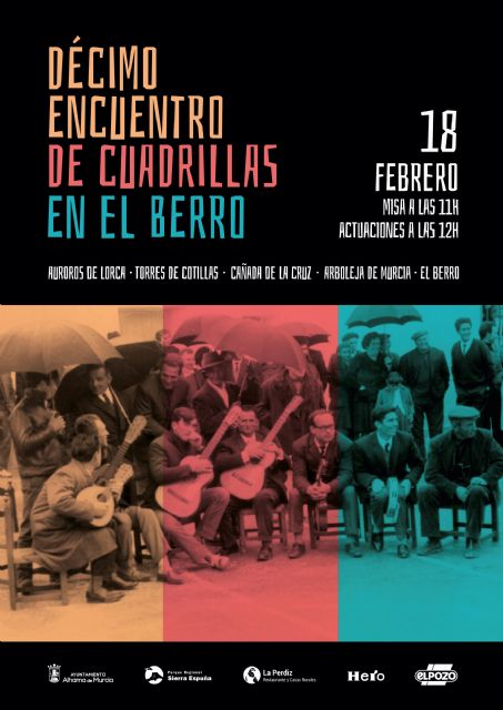 10º Encuentro de Cuadrillas en El Berro, Foto 1