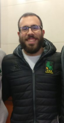 The totanero Rafael Alcalde Molina, new national referee of the Murcian Rugby Federation - 1