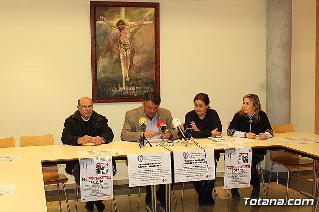 La iniciativa Sangre cofrade, sangre solidaria tendrá lugar el próximo viernes 16 de febrero, Foto 2