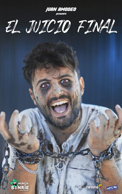 Juan Amodeo enfrentará al público al ´Juicio final´ en el Nuevo Teatro Circo - 2, Foto 2