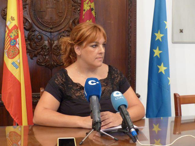 IU-Verdes Lorca censura que la elaboración del Plan Normativo del Ayuntamiento se haya hecho de espaldas a la oposición y a los vecinos - 1, Foto 1