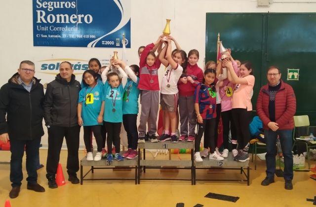 La Fase Local de Jugando al Atletismo de Deporte Escolar cont� con la participaci�n de 91 escolares, Foto 2