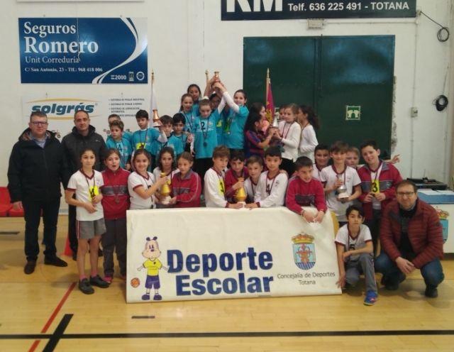 La Fase Local de Jugando al Atletismo de Deporte Escolar cont� con la participaci�n de 91 escolares, Foto 3