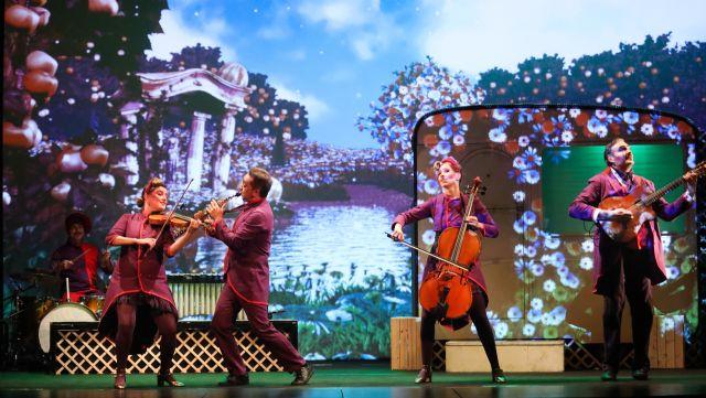 Alquibla versiona a Shakespeare en clave de swing en ´Mucho ruido about nothing´, que llega al TCM del 13 al 16 de febrero - 1, Foto 1