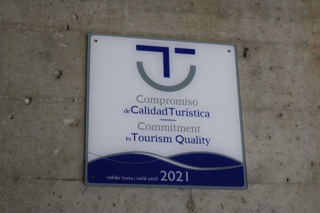 El Centro de Artesanía de Murcia renueva el distintivo Compromiso de Calidad Turística - 2, Foto 2