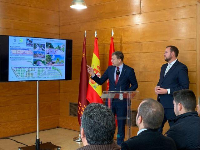 El Ayuntamiento invierte casi 1,3 millones de euros en la mejora de diez parques y jardines de las pedanías con el ´Plan Renace´ - 3, Foto 3