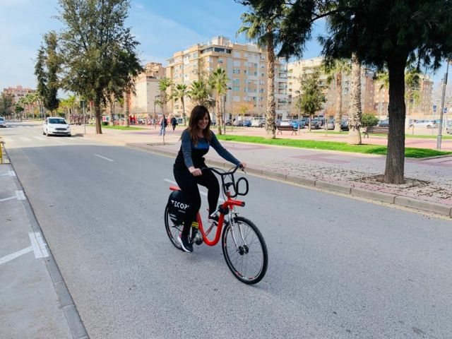 50 nuevas bicicletas se incorporan al sistema de alquiler municipal MuyBici - 2, Foto 2