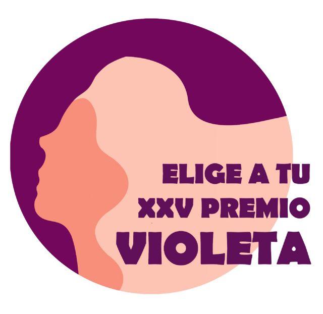 Bases la XXV edición del Premio Violeta - 8 de marzo,