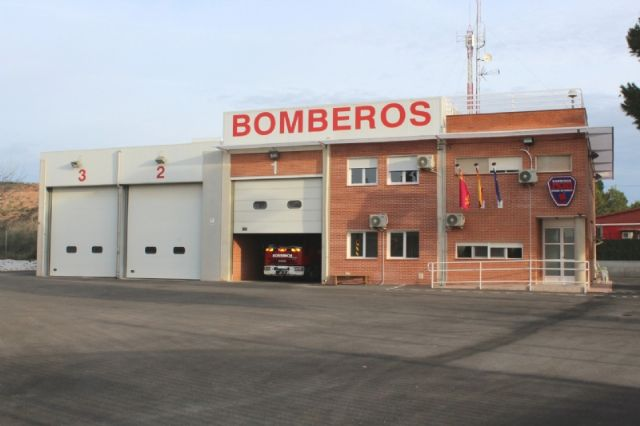 The Alhama-Totana Fire Station opens this Friday after the remodeling of the building, Foto 2