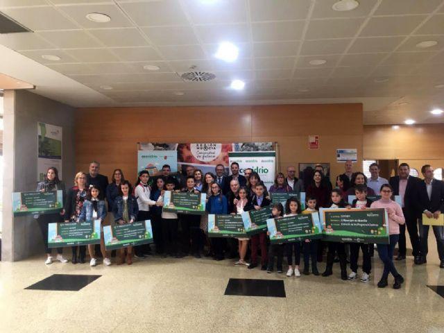 Entregan los premios de la campaña Los Peque Recicladores de la Región de Murcia - 1, Foto 1