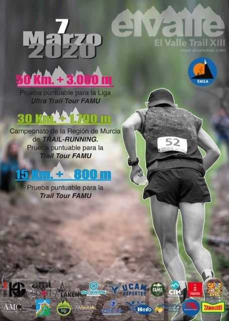 El Valle Trail XIII - Campeonato Regional Trail Running 2020 - 1, Foto 1