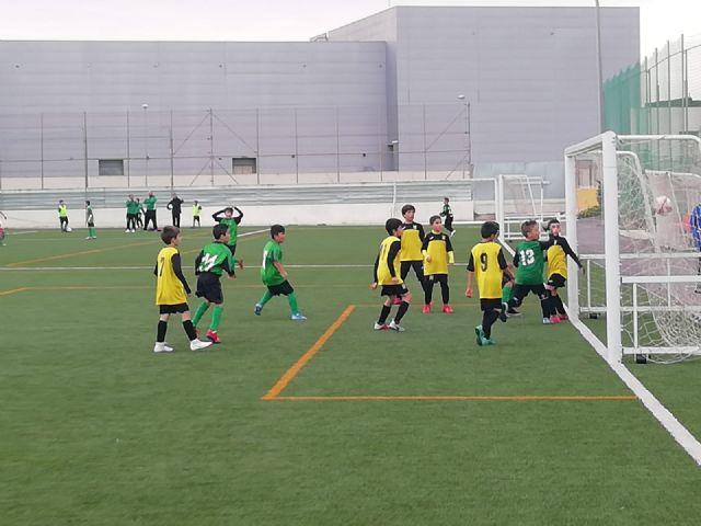 Publicados los horarios de la jornada 14 de la Liga Comarcal de Fútbol Base - 1, Foto 1