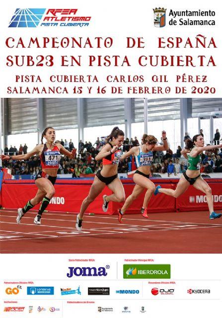 Salamanca vuelve a acoger el Nacional Sub23 - 1, Foto 1