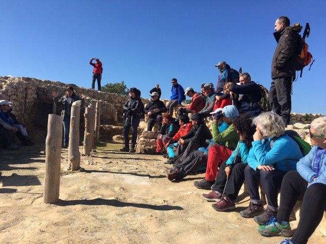 The Totana hiking club made the route of La Almoloya, Foto 5