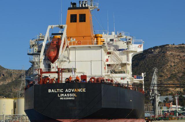 El Puerto de Cartagena se sitúa como el tercer puerto español que más creció en operaciones de avituallamiento a buques en 2020 - 1, Foto 1