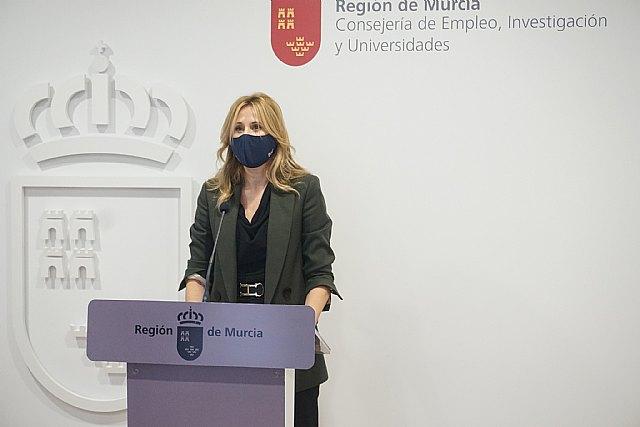 Marisa López Aragón, Directora General del SEF destaca el papel de Amusal en la calidad de la formación - 1, Foto 1