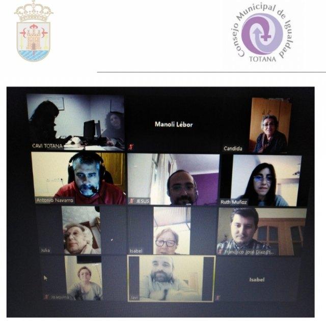 [La Concejalía de Igualdad promueve un programa de actividades telemáticas dirigidos a toda la población para conmemorar la celebración del 8-M, Día Internacional de la Mujer