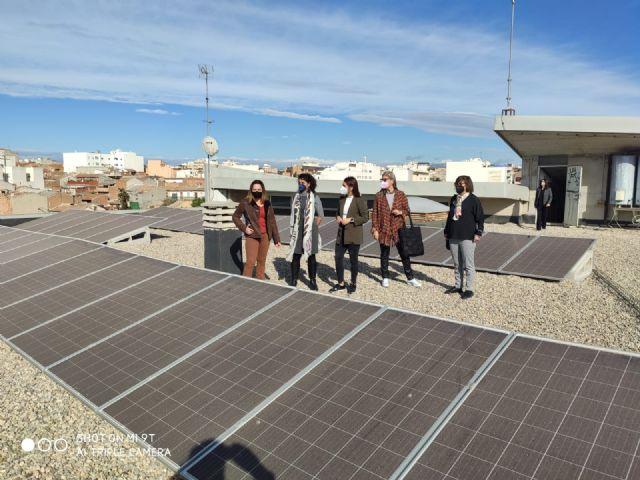 Educación invierte este curso casi 200.000 euros en ocho colegios e institutos de Molina de Segura - 1, Foto 1