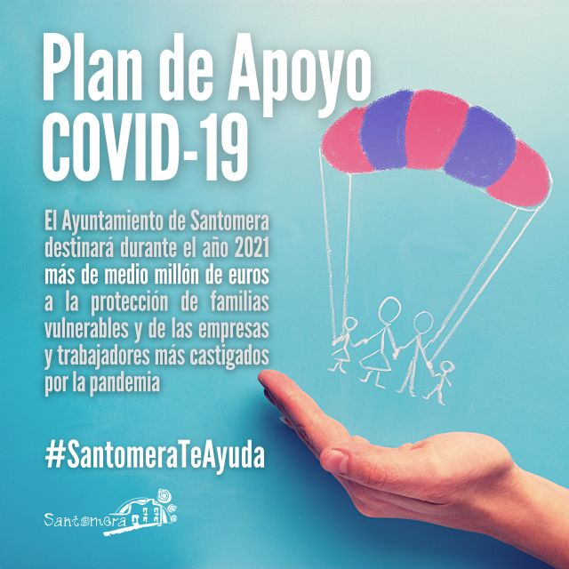 El Ayuntamiento destinará medio millón en atención social y apoyo frente al COVID - 1, Foto 1