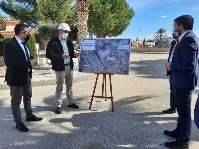 Alcantarilla contará con un nuevo sistema de conducción y bombeo de aguas residuales para la Estación Depuradora - 1, Foto 1