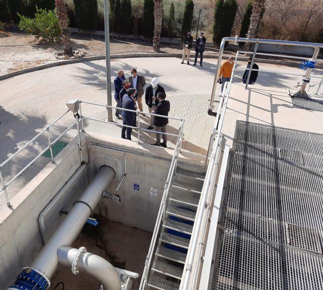 Alcantarilla contará con un nuevo sistema de conducción y bombeo de aguas residuales para la Estación Depuradora - 2, Foto 2