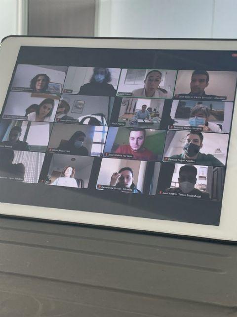 Torre Pacheco participa el Grupo de Trabajo sobre Juventud y COVID-19 - 1, Foto 1