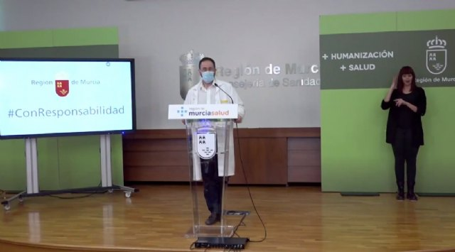 Salud comienza la vacunación de los mayores de 80 años el próximo martes en Cartagena