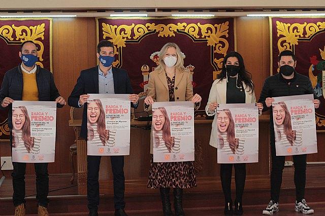 """Presentación de la campaña """"Rasca y Premio"""" de apoyo al comercio local - 1, Foto 1"""