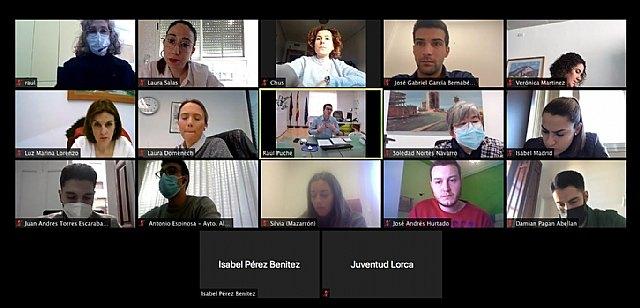 Promoción del Asociacionismo Juvenil y planes de Formación Juvenil no formal son algunas de las iniciativas del primer encuentro del Grupo de Trabajo sobre Juventud y Covid-19 - 1, Foto 1