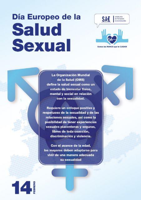 14 de febrero, Día Europeo de la Salud Sexual - 1, Foto 1