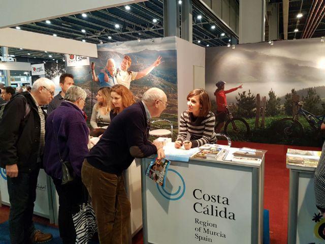 La Región busca aumentar las llegadas de viajeros procedentes del Benelux con su oferta de turismo deportivo y naturaleza, Foto 1