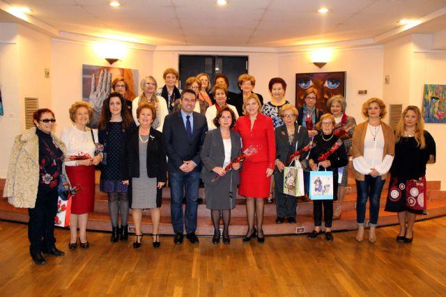 Alcantarilla acoge la XXV Asamblea de la Federación de Viudas de la Región de Murcia, sus bodas de plata - 1, Foto 1