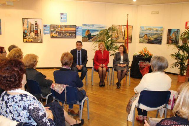 Alcantarilla acoge la XXV Asamblea de la Federación de Viudas de la Región de Murcia, sus bodas de plata - 2, Foto 2