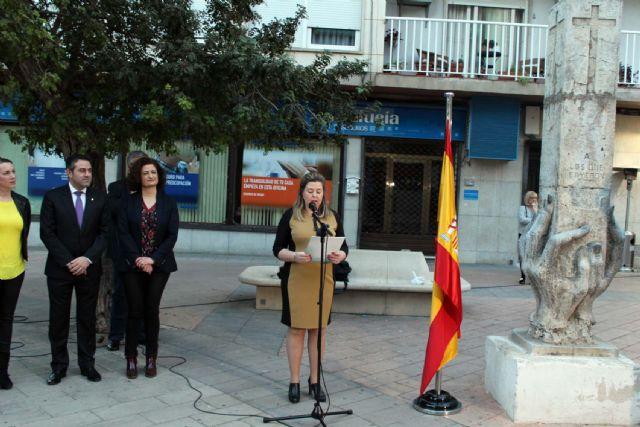 Alcantarilla acoge el acto conmemorativo del Día Europeo de las Víctimas del Terrorismo - 1, Foto 1