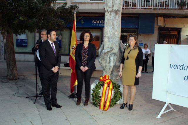 Alcantarilla acoge el acto conmemorativo del Día Europeo de las Víctimas del Terrorismo - 2, Foto 2
