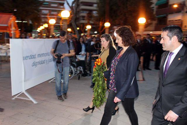 Alcantarilla acoge el acto conmemorativo del Día Europeo de las Víctimas del Terrorismo - 3, Foto 3